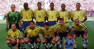 Seleção de 1998